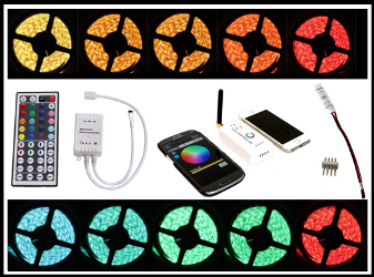 RGB LED Strip Accessories