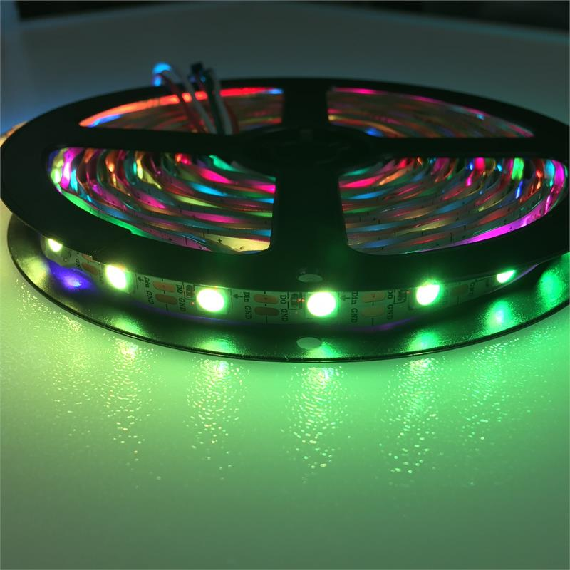 Rgbw pixel multi colored led strip light 5v 60 ledsm magic color ul rgbw pixel multi colored led strip light 5v 60 ledsm magic color ul sk6812 ip20 aloadofball Image collections