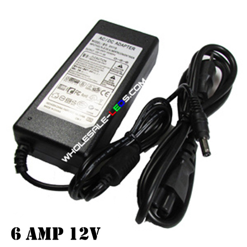12V 6 Amp Power Supply