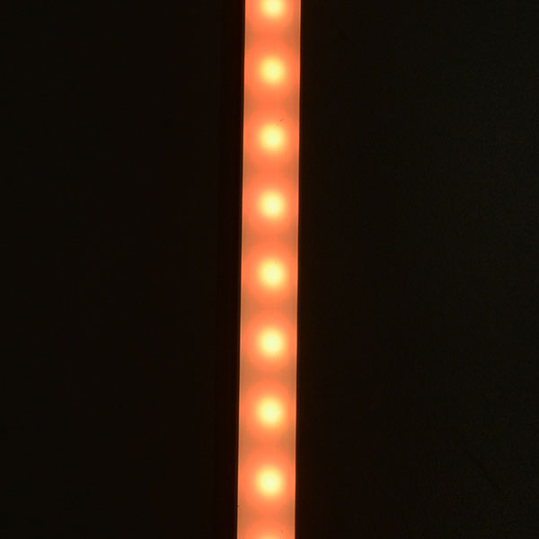 12 30 inch rgb led aluminum track with diffuser kit