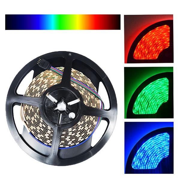 novabright 24v ul approved 5050smd led strip light rgb. Black Bedroom Furniture Sets. Home Design Ideas