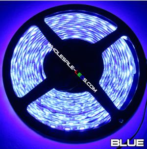 5050SMD Blue Flexible LED Light Strip