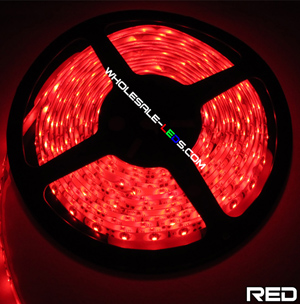 5050SMD Red Flexible LED Light Strip