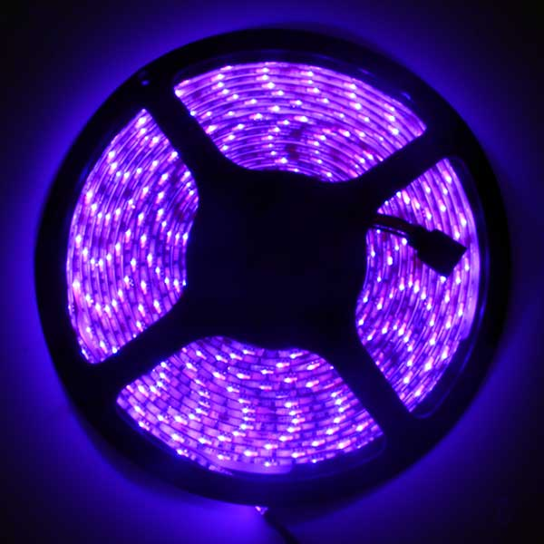 Color Changing Led Light Strips: 5050SMD Nova Bright Color Changing RGB Super Bright LED