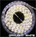 5050SMD Daylight White Flexible LED Light  Strip 16 Ft Reel Kit - NON WATERPROOF