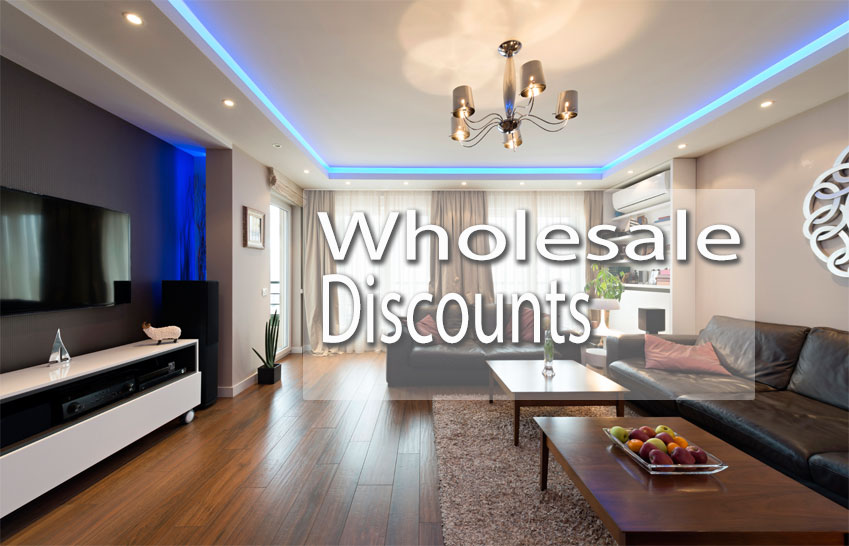 Wholesale Discount LED Program