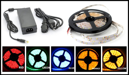 3528 Single Color LED Kit