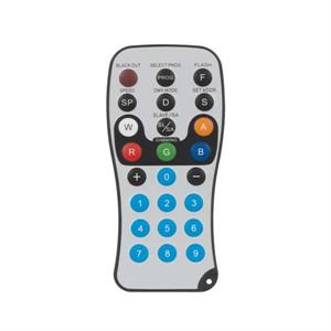 ADJ Products ADJ LED RC2 RGBWA WIRELESS REMOTE