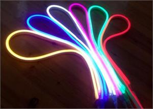 LED 24V Neon Flexible RGB Strip Light 5M