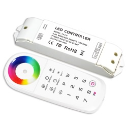 T4 Multi Zone LED RGBW Controller 12V-24V